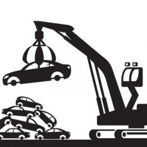 scrap vehicle